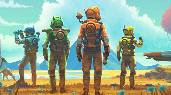 No Man's Sky multiplayer features won't hit the GOG version until later this year