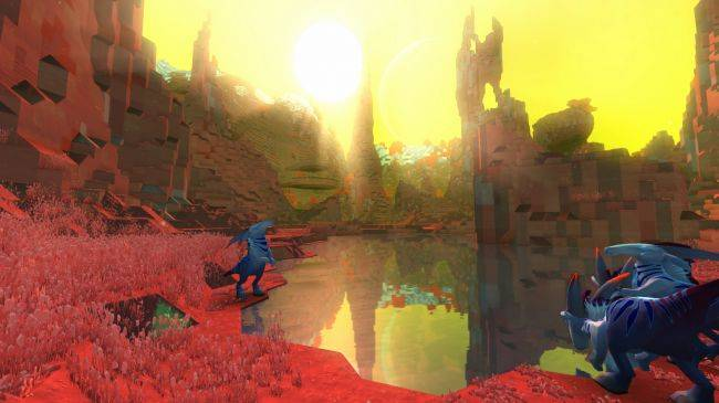 Boundless, the Voxel-based action MMO, launches out of Early Access in September