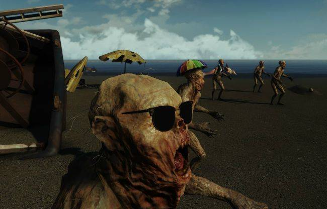 Fallout: Miami mod explores its post-apocalyptic beachfronts in dazzling trailer