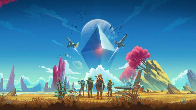 No Man's Sky accrues wave of positive Steam reviews, half-price for limited time
