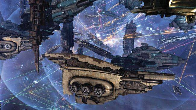 EVE Online developer CCP agrees Unreal Engine 4 deal, working on unannounced MMO