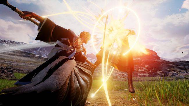 Check out this new, ultra-flashy trailer for anime brawler Jump Force
