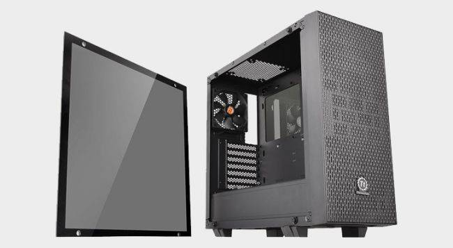 Grab a Thermaltake tempered glass case for just $30