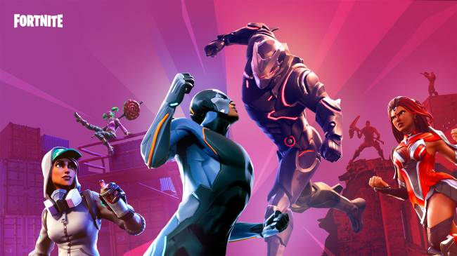 'Fortnite' video contest asks gamers to make their own superhero movie