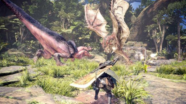 'Monster Hunter: World' makes its PC debut August 9th