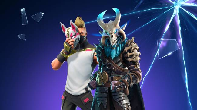 'Fortnite' season five adds a desert locale, golf carts and rifts