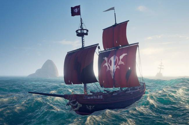 'Sea of Thieves' DLC 'Cursed Sails' arrives July 31st