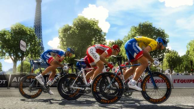 The Tour de France deserves a better video game