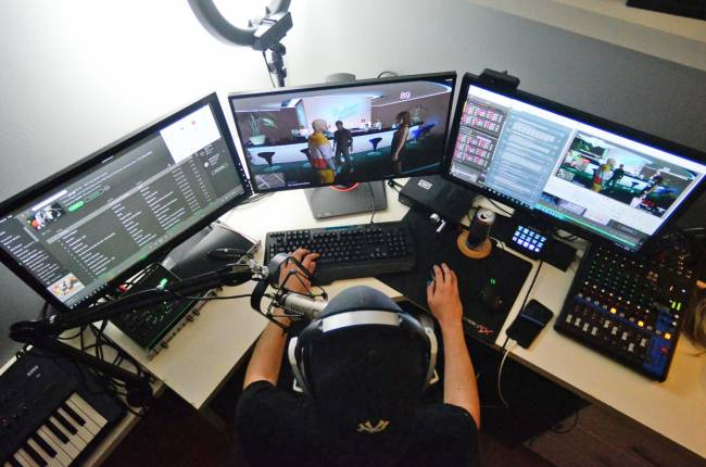 Twitch Creator Camp teaches the fundamentals of livestreaming