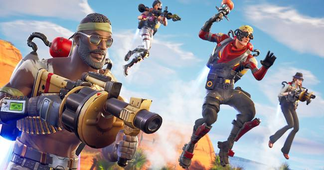 'Fortnite' update adds explosives-only mode, revives guided missiles