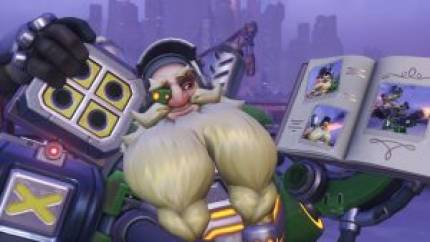 Overwatch's Torbjörn Changes Might Include Throwable Turret & No Molten Core