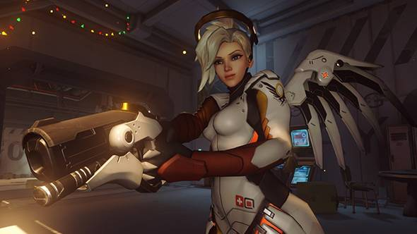 Overwatch support rebalance sees Mercy nerfed and buffs for nearly everyone else