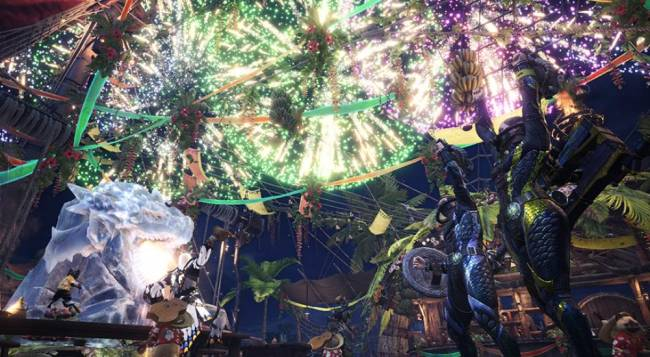 Monster Hunter: World Coming to PC Next Month