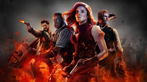 Call of Duty: Black Ops IIII Zombies 'Chaos' story trailer
