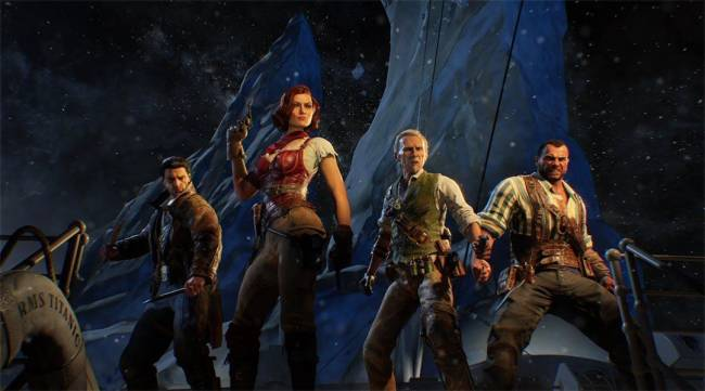 Call of Duty: Black Ops 4 Zombies Releases Chaos Story Trailer