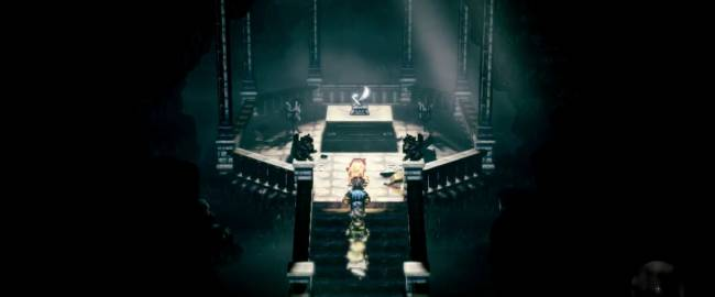 Shrine of the Prince of Thieves Location - Octopath Traveler
