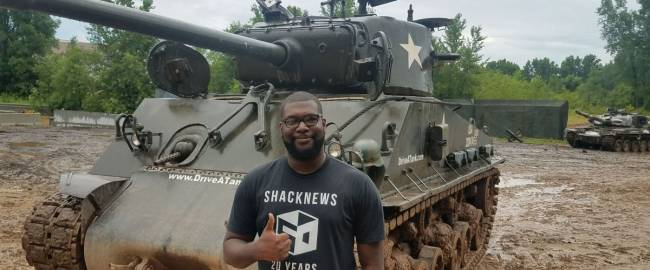 Shacknews Staff Select: News Editor Charles Singletary Jr