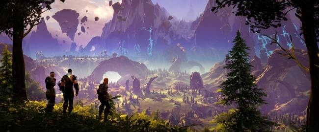 Team-Based Fantasy Survival Game Rend Enters Early Access