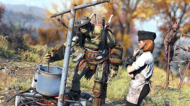 Fallout 76's next big event is all about getting that meat