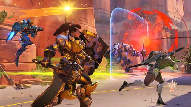 Overwatch is getting a new role queue system for ranked — and pro play