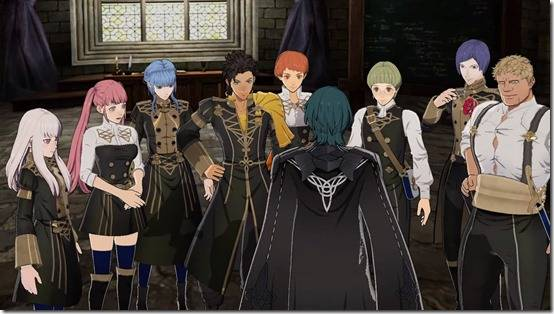 Fire Emblem: Three Houses Welcomes You To The House Of The Golden Deer In A New Trailer