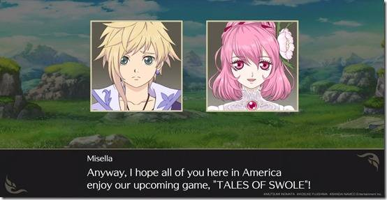 Tales of Crestoria's Special Skit Talks About What It Takes To Be Popular In America