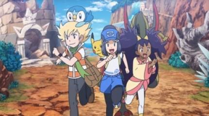 New Pokémon Masters trailer shows off co-op gameplay
