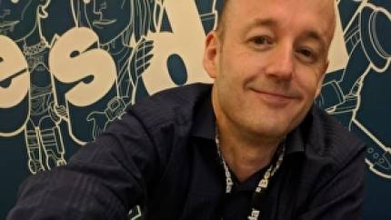 Tim Willits will leave id Software this month after 24 years there
