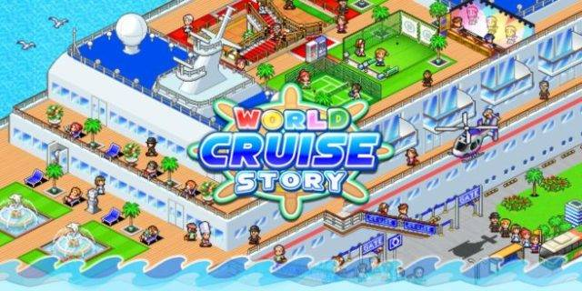 World Cruise Story Coming to Nintendo Switch