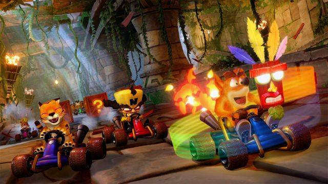 Improved Load Times Coming to Crash Team Racing