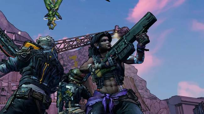Here's a Look at the Borderlands 3 Ping System in Action