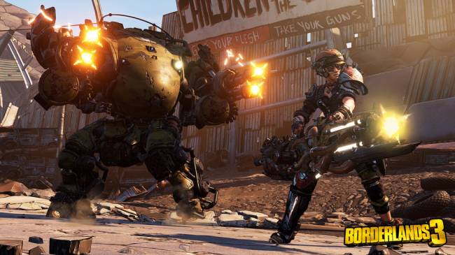 Borderlands 3 Cross Play Won't Be Available at Launch