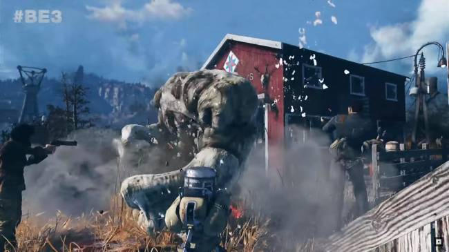 Fallout 76 Update 1.23 Patch Notes, File Size and Details