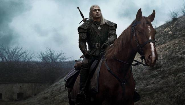 The Witcher Netflix Series Reveals First Look at Roach