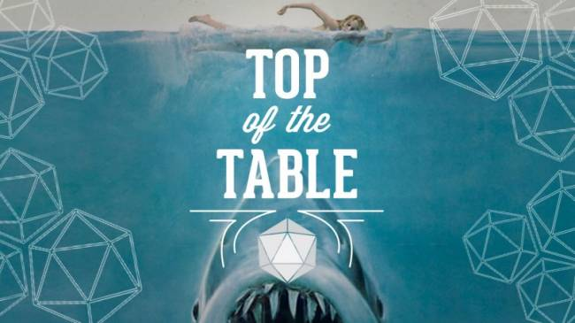 Top Of The Table – Jaws