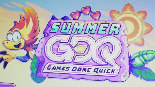 Summer Games Done Quick Raises A Record-Breaking $3 Million