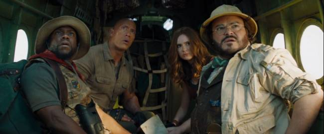 Watch Danny DeVito Become The Rock In New Jumanji: The Next Level Trailer