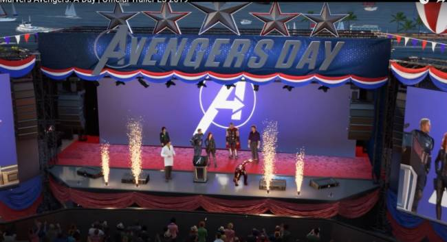 Marvel To Show New Avengers Video Game Content At San Diego Comic-Con