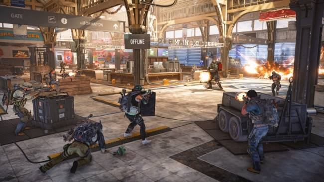 Division 2's Fifth Update Reveals New Exotics, Flashlights, And More