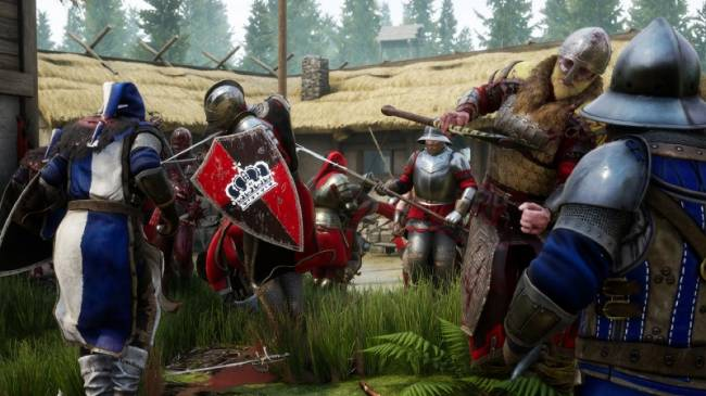 Mordhau Developer Says Race And Gender Toggle Options 'Out Of The Question'