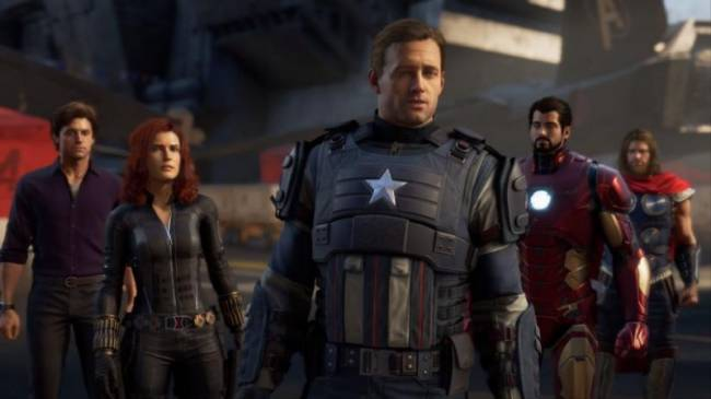 Marvel's Avengers Comic-Con Presentation Will Not Be Streamed