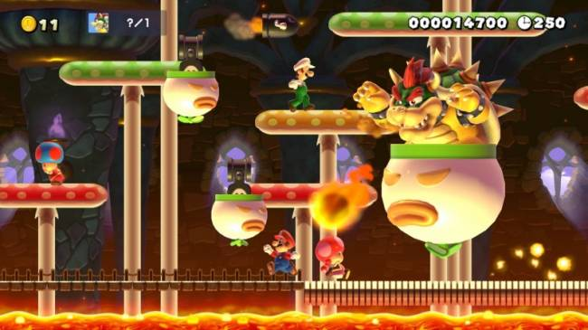 How To Make Backwards Level In Super Mario Maker 2