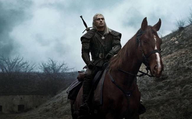 Netflix Reveals First Glimpse Of The Witcher's Roach