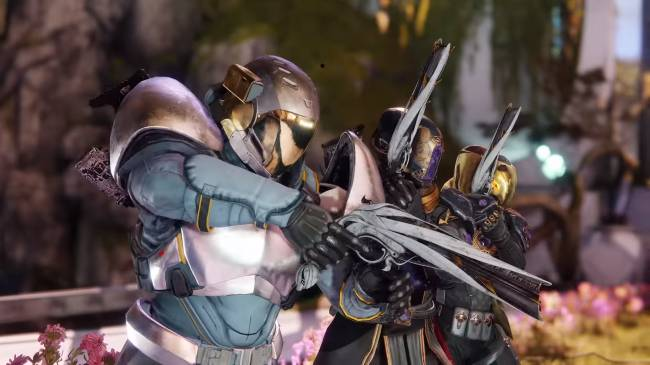 See Destiny 2's first Exotic hand cannon with healing powers in action