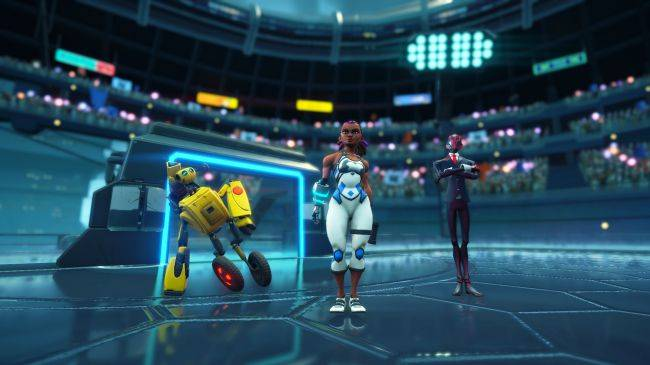 Steel Circus is a free-to-play future sport coming to Early Access in August