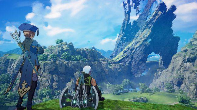 Watch the first trailer for Blue Protocol, Bandai Namco's online action-RPG