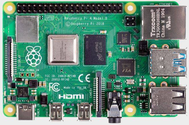 If you bought a Raspberry Pi 4, grab this firmware update to improve performance