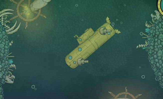 We Need to go Deeper is a Jules Verne-inspired undersea roguelike