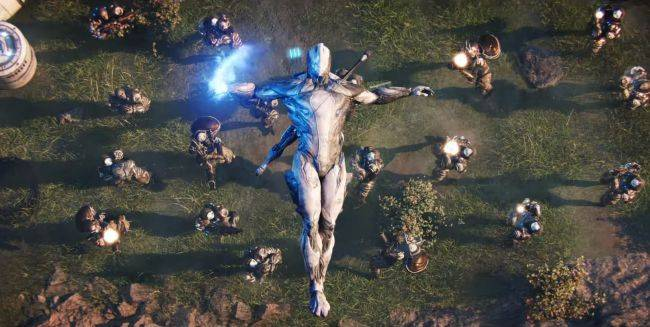 Warframe is getting a badass new intro by the director of 10 Cloverfield Lane and Uncharted