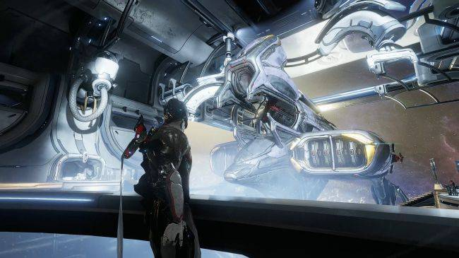 Win a trip to actual space by playing a lot of Warframe